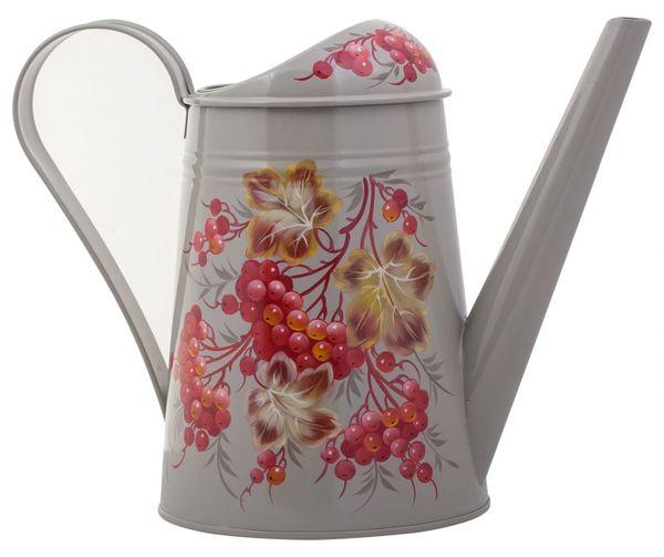Zhostovo / Steel watering can, author Danilova N.