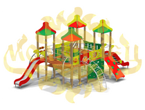 Children's play complex