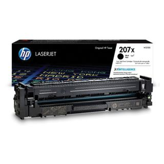 Toner Cartridge HP (W2210A) 207A for HP Color LJ M282 / M283 / M255, Black, Original, yield 1350 pages