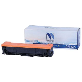 Toner Cartridge NV PRINT (NV-CF542A) for HP M254dw / M254nw / MFP M280nw / M281fdw, yellow, yield 1300 pages