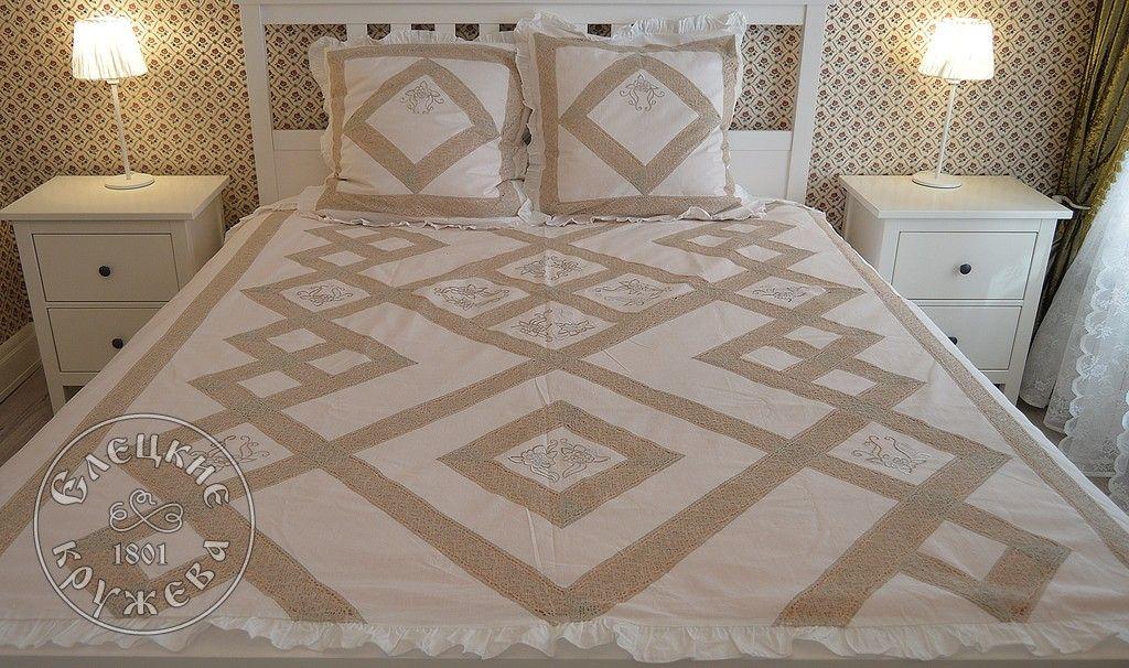 Yelets lace / Bedding set euro С2182