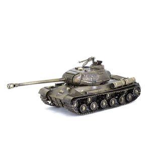 The model tank is-2 1:35