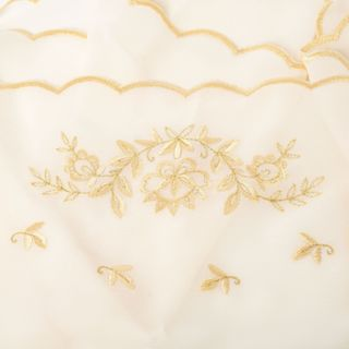 "The scarf ""Golden holiday"""