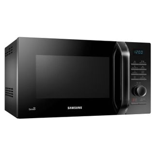SAMSUNG MS23H3115FK/BW microwave oven, 23 litres, 800 watt power, electronic control, black