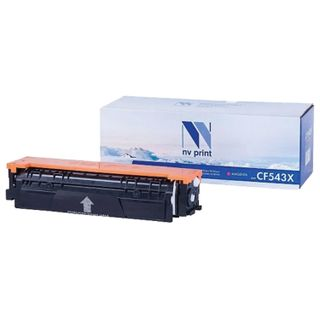 Magenta Toner Cartridge NV PRINT (NV-CF543X) for HP M254dw / M254nw / MFP M280nw / M281fdw, yield 2500 pages