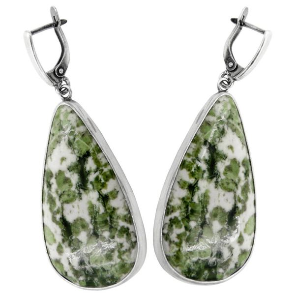 Earrings 30001 'Stone'