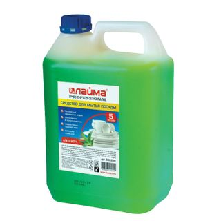 Dishwashing 5 litres, LIMA PROFESSIONAL concentrate,