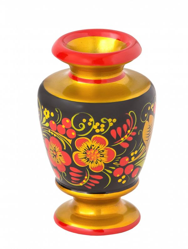 Vase 'Primroses' 100х60 mm