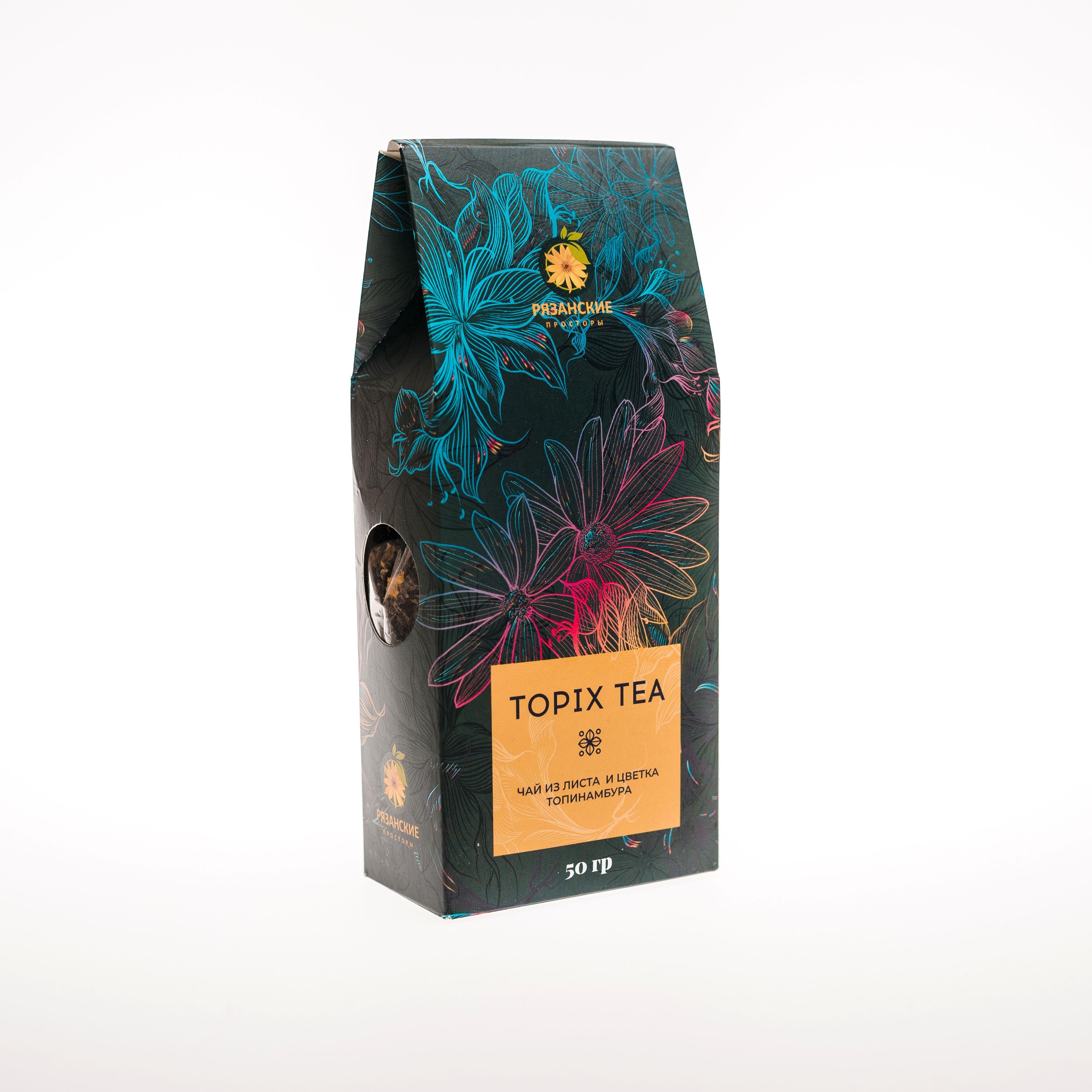 Topinambur leaf tea