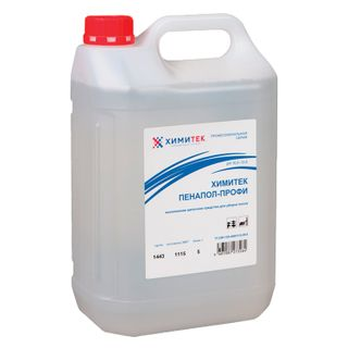 Floor cleaner 5 l, HIMITEK PENAPOL-PROFI, alkaline, low foam, concentrate