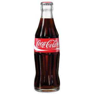 COCA-COLA / Carbonated drink Coca-Cola, glass bottle 0.33 l