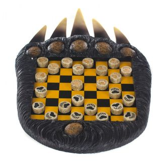 "Board game ""Checkers"" 26x5x39 cm"