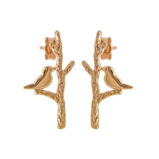 """Earrings 30204 """"Oiseaux"""""""