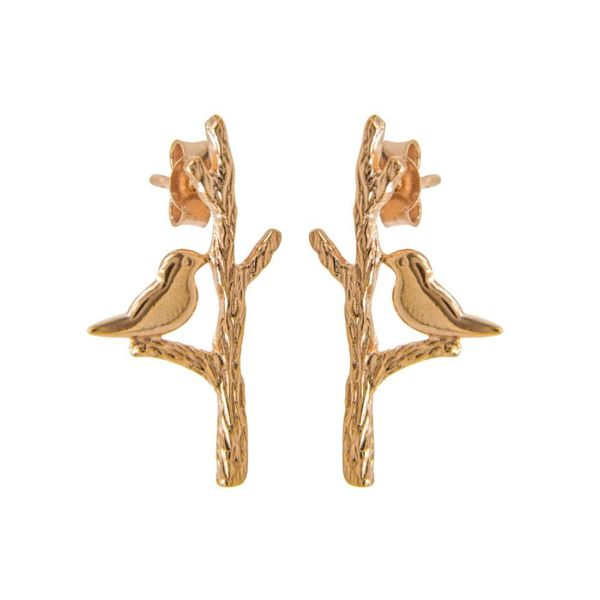 Earrings 30204 'Oiseaux'