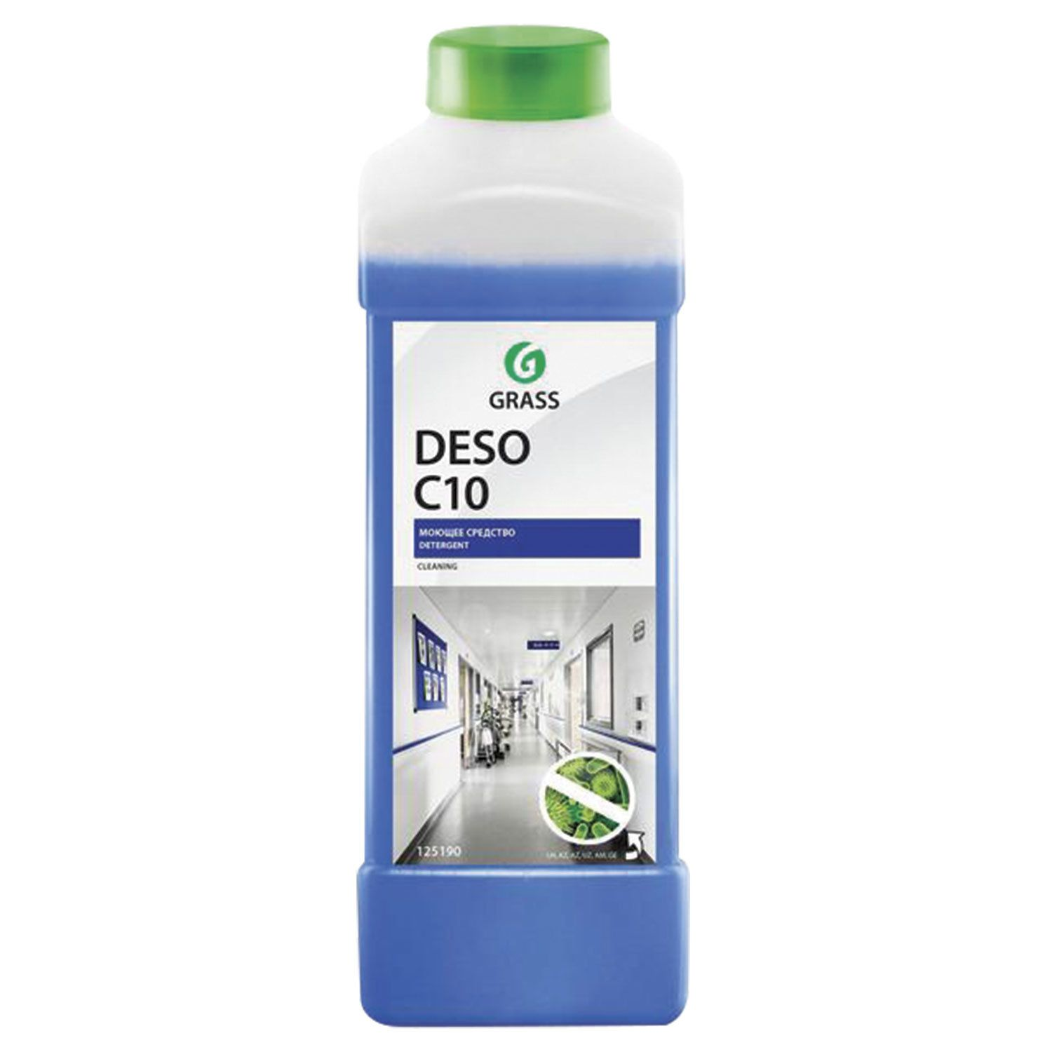 GRASS / Detergent disinfectant DESO C10, concentrate 1 l