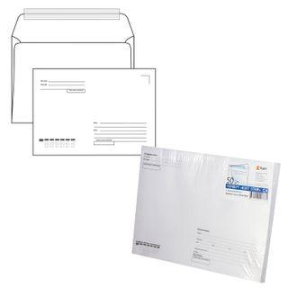 Envelopes C4 (229х324 mm) tear-off strip,