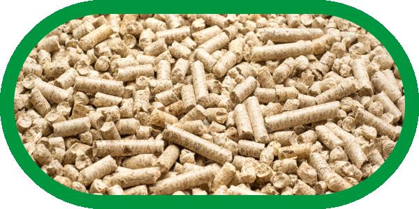 Komi firewood / White pellets (ash content 0.1%) birch
