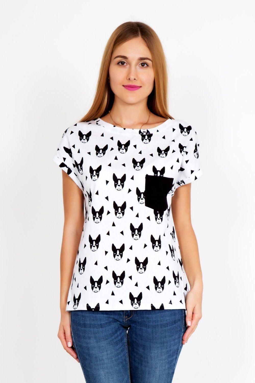 Lika Dress / T-shirt Dog Art. 4078