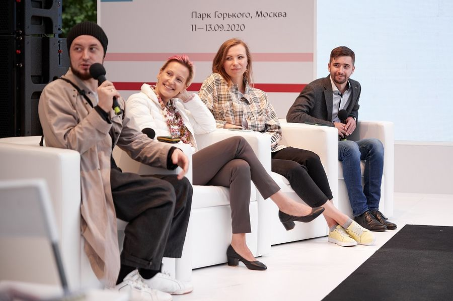 Anna Nesterova at Creative Week spoke about modern tools and channels for promoting handmade products