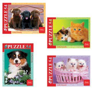 Puzzle MINI 54 item A5,
