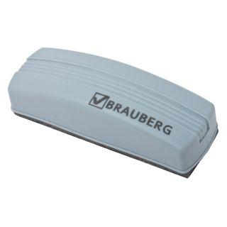 Eraser for magnetic marker boards (55х160 mm) packaging with Euro slot, BRAUBERG