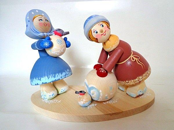 """Tver souvenirs / Composition """"Winter fun"""""""