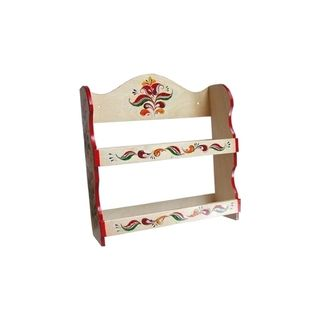 "Shelf wooden ""Rakulskaya painting"" bunk"