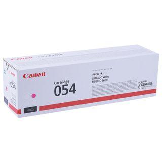 Magenta CANON Toner Cartridge (054M) for i-SENSYS LBP621Cw / MF641Cw / 645Cx, yield 1200 pages, original