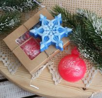 Christmas gift set, snow cherry Мilotto 003982