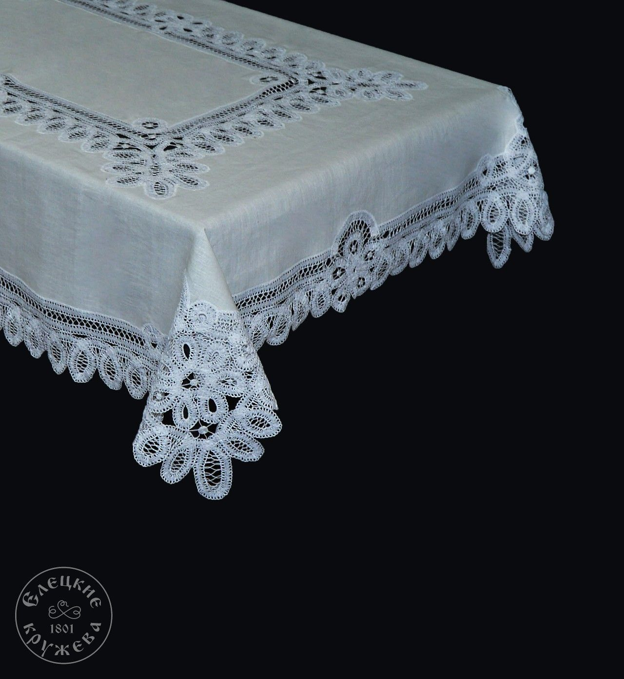 Yelets lace / Lace tablecloth С2692