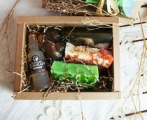 Brutal men's handmade soap gift set