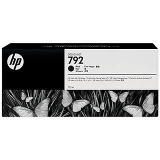 Inkjet cartridge HP (CN705A) DesignJet L26500, # 792, black, original