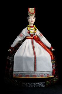 Costume Voronezh province (box)