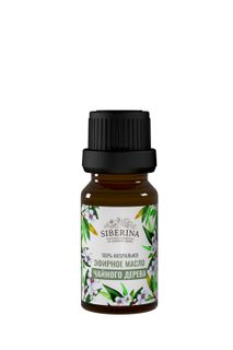 Essential oil tea tree SIBERINA