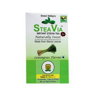 STEVIA INSTANT TEA (lemon grass flavour)