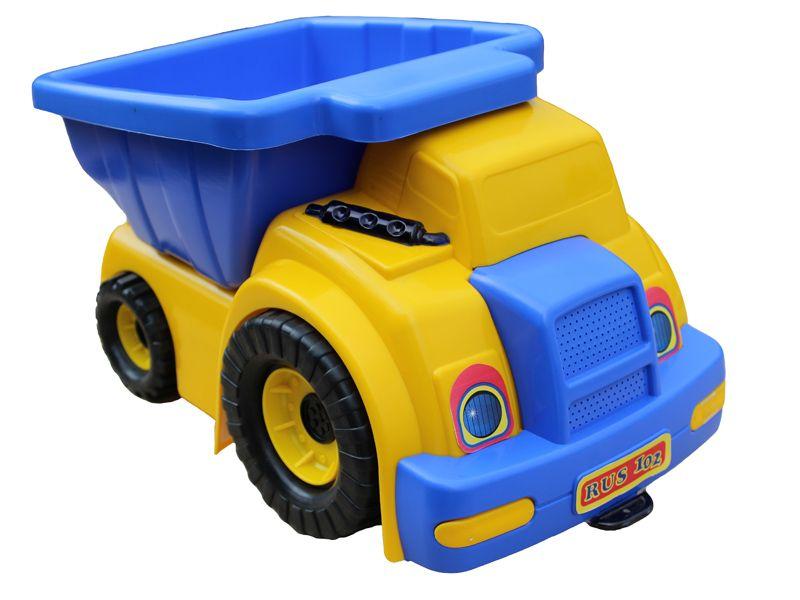 Sovtekhstrom / Toy Dump Truck