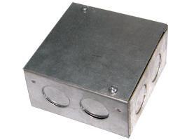 Galvanized gearbox