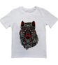 Children's t-shirt with special effects WOLF - view 2