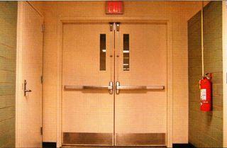 Evacuation doors, fire doors, soundproof doors D.Craft