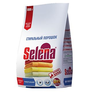Selena Special price washing powder 1 kg.