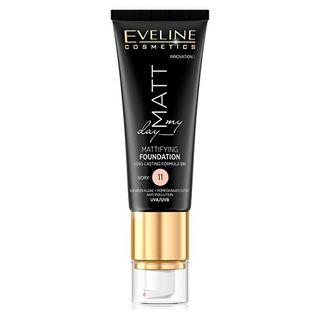 Cream Matt effect No. 11-ivory matt series my day, Avon, 40 ml