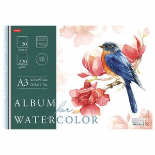Album for watercolors