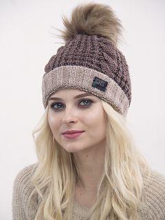 "Women's hat ""Corn"" pink"