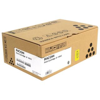 Laser cartridge RICOH (SP 400LE) SP400DN / 450DN, black, yield 2500 pages, original