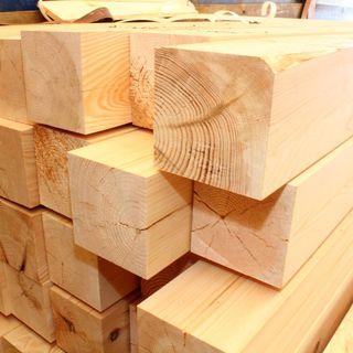 Timber 150x150x6000
