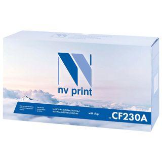 Toner cartridge NV PRINT (NV-CF230A) for HP LaserJetPro M227fdw / M227sdn / M203dn, resource 1600 pages.