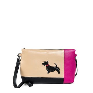 "Leather bag ""Loyal friend"""
