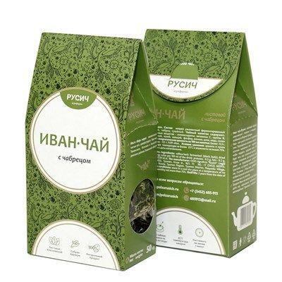 """Ivan-tea """"RUSICH"""", leaf thyme, 50 g"""