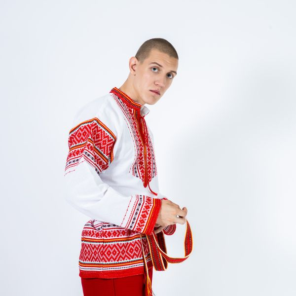 "Unisex shirt ""Slavic"""
