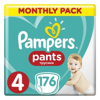 PAMPERS / Pants-diapers